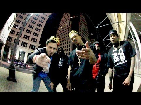 """Raised by Sharks"" by ""Lazaruz"" ft. Kevon Pagis, Shreveport, LA , Hip-Hop Music Video"