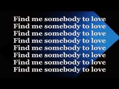 SOMEBODY TO LOVE (Lyrics) - George Michael & QUEEN