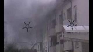 preview picture of video 'Brand im Kohlerhofquartier in Denzlingen'