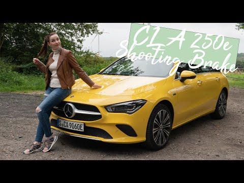 Der Mercedes CLA 250e Shooting Brake ist ein guter Plug-in Hybrid aber... [4K] - Autophorie