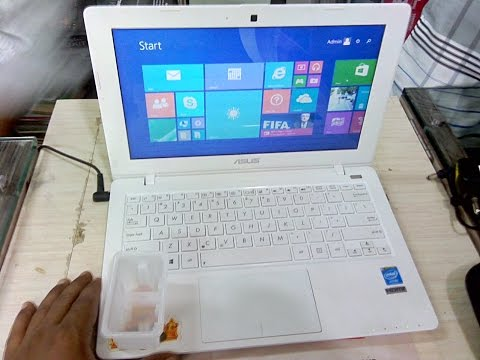 Unboxing Budget Mini Laptop ASUS X200CA