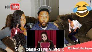 MICHAEL JACKSON| SHADIEST DIVO MOMENTS| REACTION