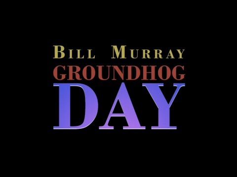 Video trailer för Groundhog Day - Trailer HD