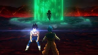 BROLY Pushed Vegeta Too Far (Eyes Turn SILVER)