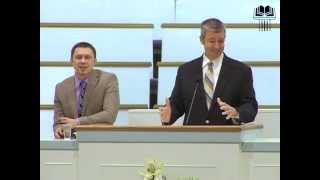 Семья, в центре которой Христос - сессия 1