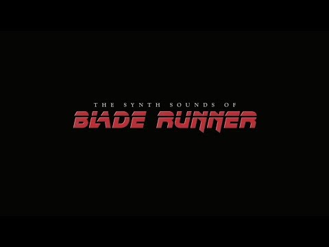 The Synth Sounds of Blade Runner   Reverb.com