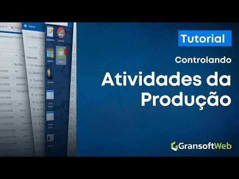 Controlando Atividades de Produção
