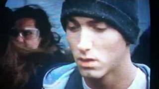 Eminem lunch rap