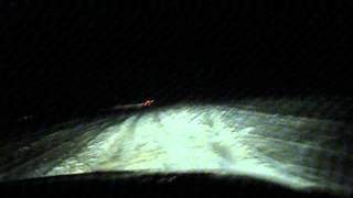 Дорога на Кумбыш через протоки ч.1