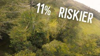 11% riskier | FPV Freestyle