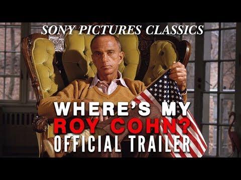 Movie Trailer: Where's My Roy Cohn? (0)