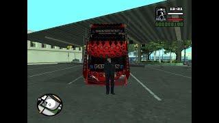 Gta san bus stop วันนี้มี mod ภาพสวย เข้ามาดูกันเยอะไปนะ #9