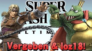 The History of the Vergeben & loz18 Leaks - Super Smash Bros. Ultimate!