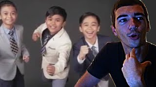 TNT Boys | A Million Dreams Version 2.0 (with Story Line) || RUSSIAN REACTION