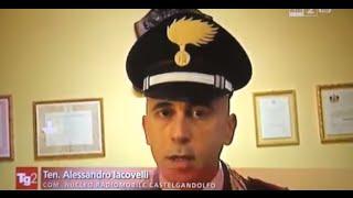 preview picture of video 'Omicidio a Marino (RM). Padre uccide il fidanzato della figlia: arrestato dai Carabinieri'