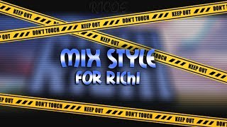2D | MIX STYLE | RICHI | В КОНЦЕ БАГ (