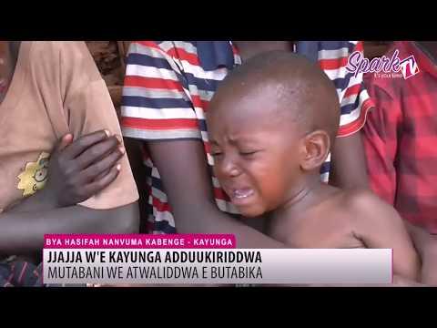 Jjajja w'abaana 15 e Kayunga aduukiriddwa