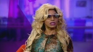 'White means pure' singer Dencia defends Whitenicious | Channel 4 News