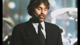 Andrea Bocelli - Le tue Parole