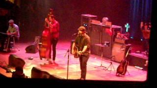 Chuck Ragan - Let It Rain - The Ryman, Nashville, TN 05-20-2011