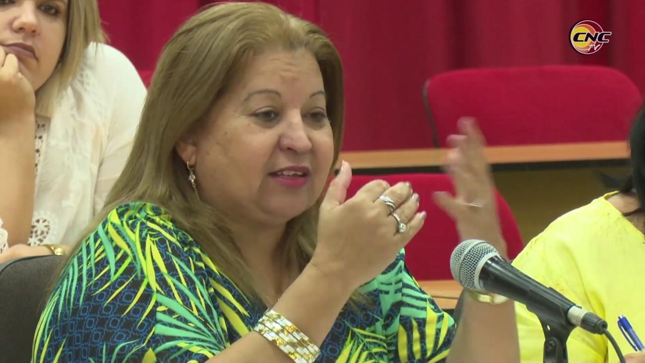 Convoca Teresa Amarelles Boué  a fortalecer trabajo de la FMC desde la base