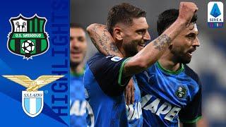 Sassuolo 2-0 Lazio Pekan 38