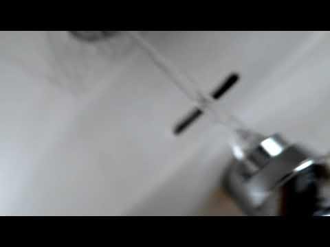 Perlator, Luftsprudler, Wassersparstrahler, auf dem Anet A8 ausgedruckt