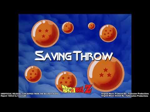 Dragonball Z - Episode 163 - Saving Throw - (Part 1) - [Faulconer Instrumental]