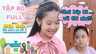 Gia đình là số 1 Phần 2   Tập 80 Full: Lam Chi và Tâm Anh tình thương mến thương đón Noel an lành