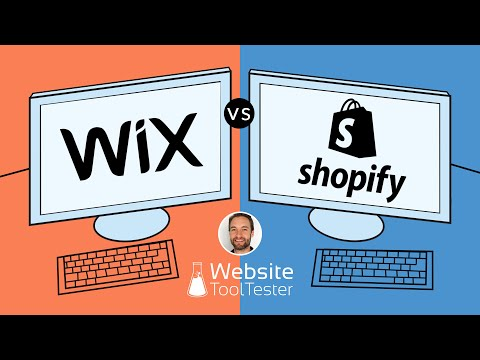 Shopify vs Wix - Let's See who Builds the Best Online Stores