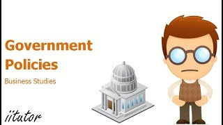 √ Main influences: Government policies | Business Studies