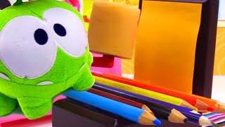 Игры Ам Няма - Ням Ням рисует конфеты
