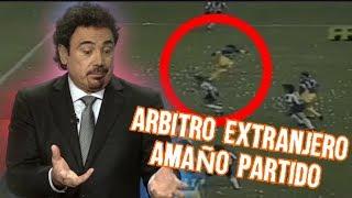 Hugo Sanchez Revela que vivio un Amaño de Partido en America con Arbitro Extranjero Boser Salseo