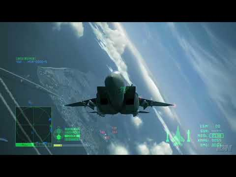 Видео № 0 из игры Ace Combat 6: Fires of Liberation [Xbox360]