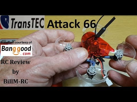 Transtec Attack 66 review