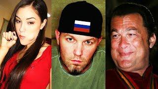 Что забытые звезды США забыли в российской политике? - Гражданская оборона. 09.10.2018