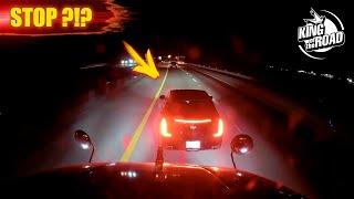Brake Checks and cut off vs Semi Truck Driver. Crazy driving. Teachers on the road