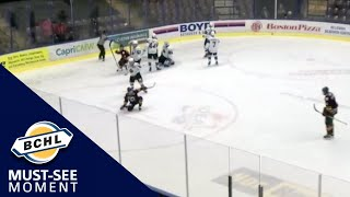 Must See Moment: Will Arquiett scores a clutch goal late to tie the game