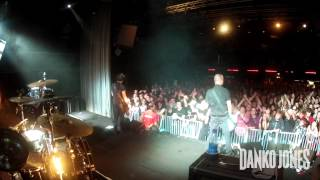 Danko Jones - I Believed In God, Gothenburg October 18th 2012