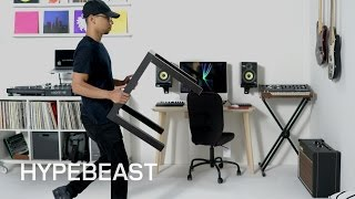 Produce Your Next Album In A Musicians Space Designed By IKEA® And HYPEBEAST