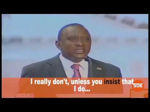 The day Raila Odinga came to Uhuru Kenyatta's rescue when he (Uhuru) was attacked