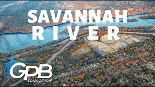 Savannah River | Georgia's Physical Features
