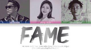 MC MONG (MC몽)   FAME (인기)  Ft. SONG GAIN (송가인) CHANCELLOR (챈슬러)  (Color Coded Lyrics EngRomHan가사)