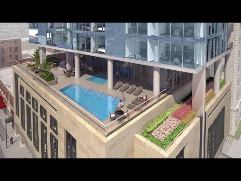 Video – new Gold Coast condo tower breaks ground