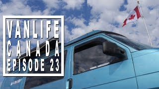 Van Life Vlog: The US Said NO