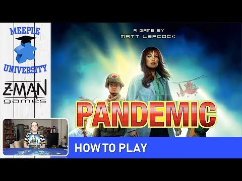 Pandemic Board Game – How to Play & Setup under 15 minutes
