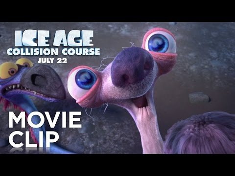 Ice Age: Collision Course (Clip 'Kidnapping Granny')