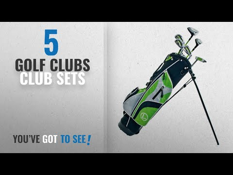 Top 10 Golf Clubs Club Sets [2018]: Longridge Challenger Cadet Junior Golf Package, 12+ Years