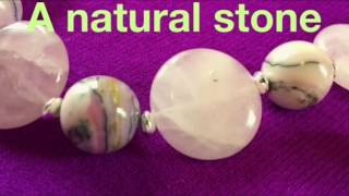 НАТУРАЛЬНЫЙ КАМЕНЬ-кварц-опал - natural stone quartz-opal