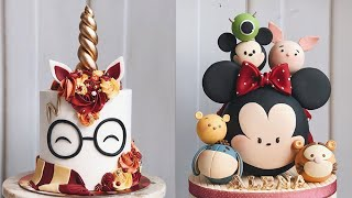 13 Amazing Cake Decorating Compilation | Easy Cake Decorating Ideas | So Tasty Cakes